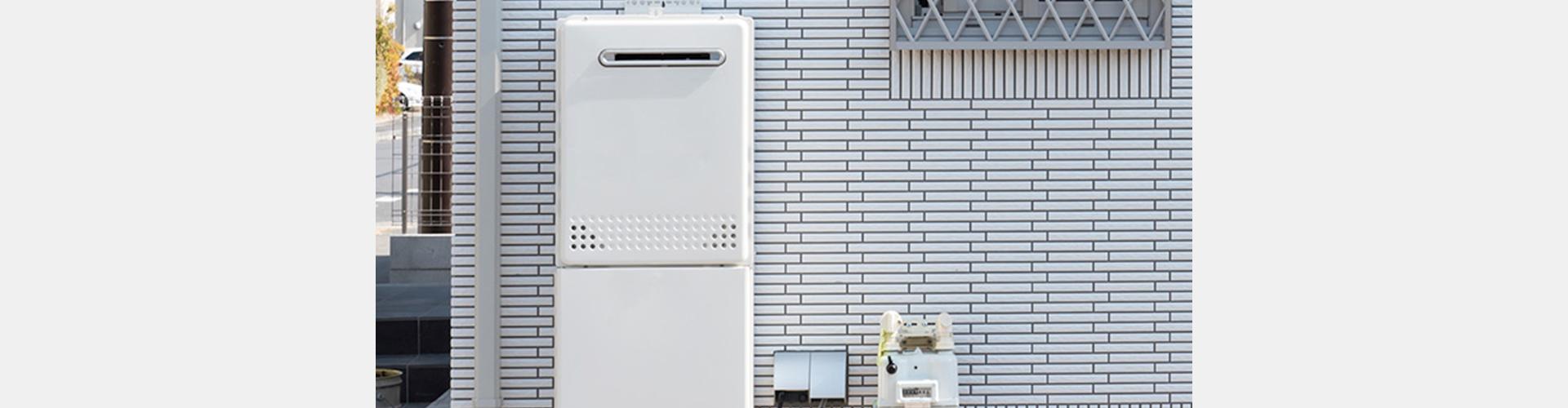 おふろを自動で沸かし、洗面・キッチン・カワック・床暖房も1台でOK